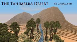 The Tahimbera Desert Minecraft Map & Project