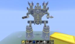 warhammer 40k  warlord titan Minecraft Map & Project