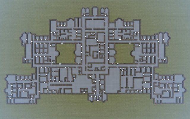Insane Asylum Adventure Map Minecraft Project
