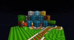 Sonic 2: Hill Top Zone -Defcon9000 Minecraft Texture Pack
