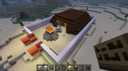 Tabernacle in the Bible (Exodus) Minecraft