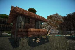 Witch Hut, Ravine Seed Minecraft Map & Project
