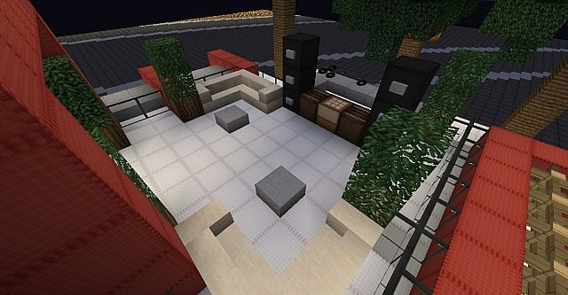 Tecno S Club Modern Club Complex Minecraft City