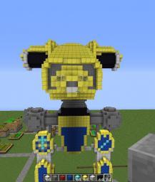 reaver class titan Minecraft Map & Project