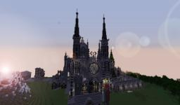Morodin Cathedral Minecraft Map & Project