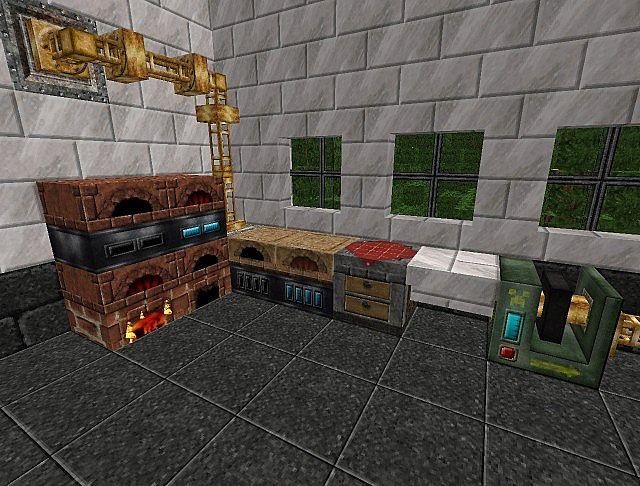 64x RedPower 2 - Misa-style Texture pack Minecraft Texture Pack