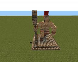 small Dwarven statue Minecraft Map & Project