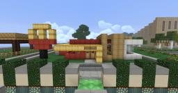 Mcdonalds - Modern Minecraft Project