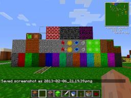 IceCraft Minecraft Texture Pack