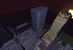 New York City Minecraft