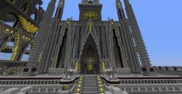 Chapel - Warhammer 40.000 Minecraft Map & Project