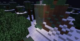 Cool Underground House Minecraft Map & Project