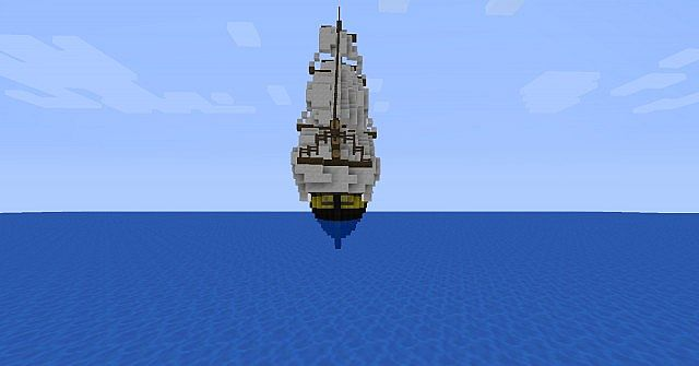 Hms Polychrest Minecraft Project