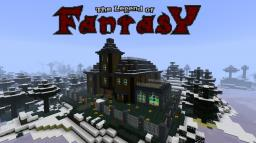 The Legend of Fantasy v1.4.7 [13w06a] Minecraft Texture Pack
