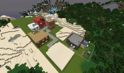 Minecraft Lets Build World Minecraft Map & Project