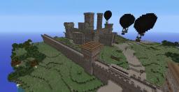 Kaamelott Castle Minecraft Project