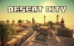 Desert City Minecraft Map & Project