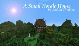 Small Nordic House: With Download Link! Minecraft Map & Project