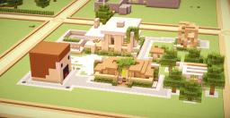 Keralis Inspired Creative Plot Minecraft Map & Project