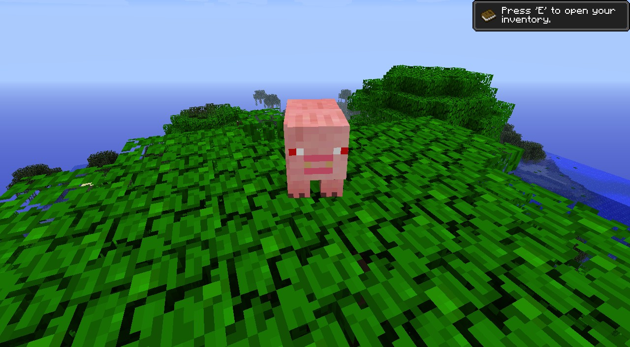 how to ride an animal in minecraft