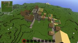 Village and Desert Temple Minecraft Map & Project