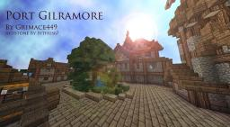 Port Gilramore Minecraft Map & Project
