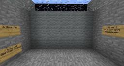 The Prison: Puzzle Maze Minecraft Map & Project