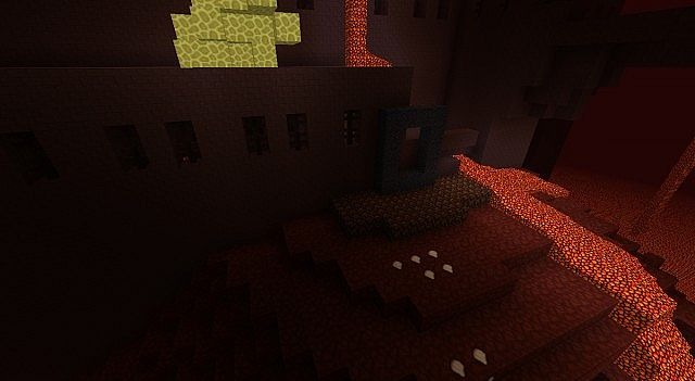 Nether textures.