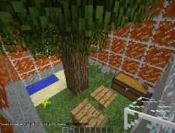 Lava Survival Minecraft Project