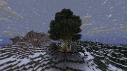 Huge Tree Minecraft Map & Project
