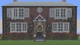 RoseHill Cottage - Christmas Fit For a Giant! Minecraft