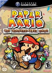 Paper Mario™: Thousand Year Door Adventure Map Minecraft