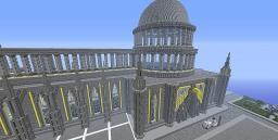 Capitole - Warhammer 40.000 Minecraft Map & Project
