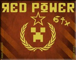 [64x] RedPower 2 - Misa-style Texture pack