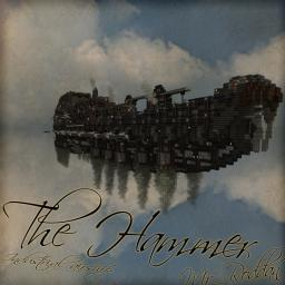 The Hammer Industrial / Steampunk Airship [Download] Minecraft Project