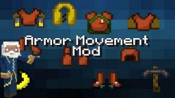 Armour Movements mod! Minecraft Blog Post