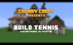 Build Tennis Episode 1 Minecraft Blog Post