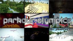 Parkour Olympics [Parkour Map] [Automatic] Minecraft Map & Project
