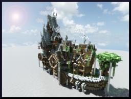 The LunarWhale Minecraft Map & Project