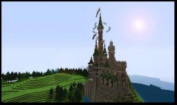 Zwardalfheim Castle Minecraft Map & Project