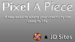 Pixel a Piece - New Website by Jsoft and Viralpickaxe/jamieis8 Minecraft Blog