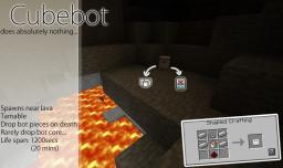 CubeBots Minecraft Mod