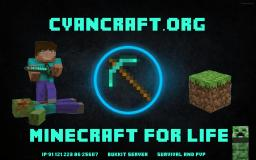 Cyancraft.org Minecraft Server