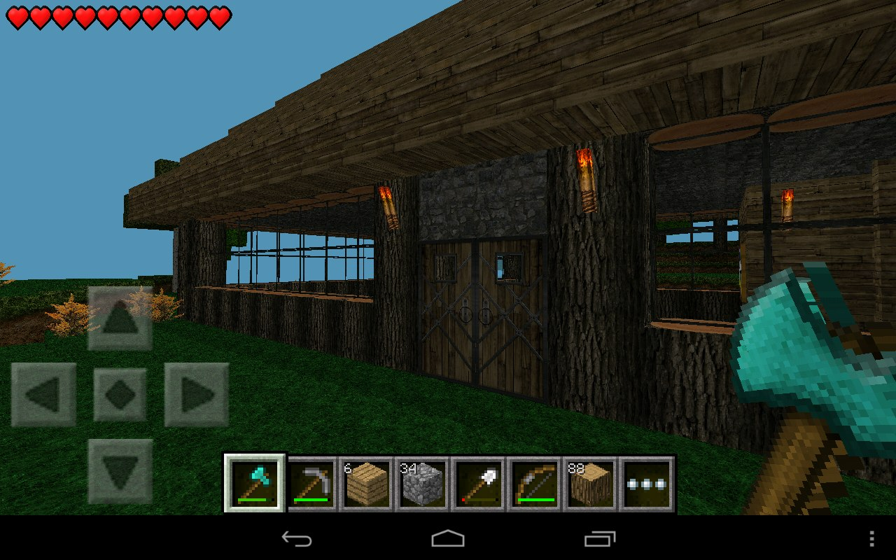 Minecraft Pocket Edition Texture Pack