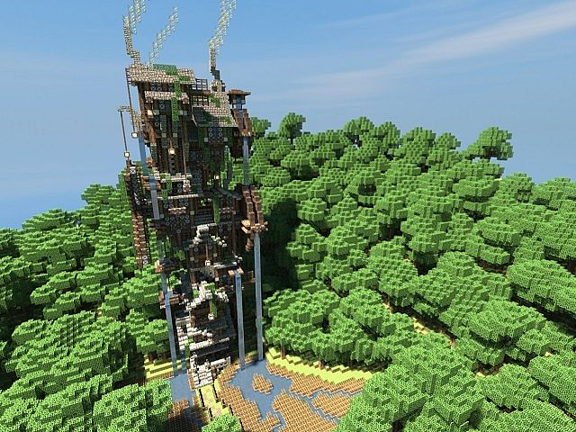 how to get big exploration maps in minecraft