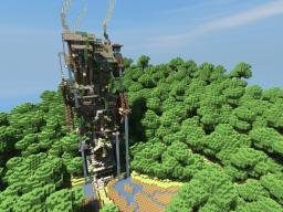 WillowCreek Farm Minecraft Map & Project