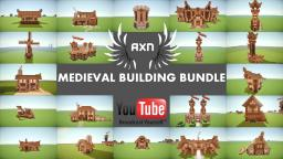 Axianerve's Medieval Building Bundle Minecraft Project