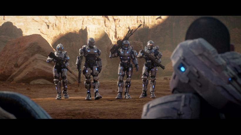 Halo 4 Fire Team Majestic Minecraft Blog