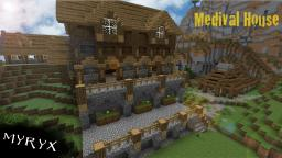 Medival House Minecraft
