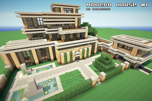 Как сделать дом модерн 47
